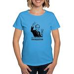 Ron Paul Pub Crawl Women's Dark T-Shirt