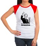 Ron Paul Pub Crawl Women's Cap Sleeve T-Shirt