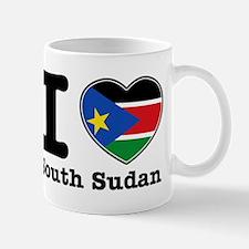 I love South Sudan Mug