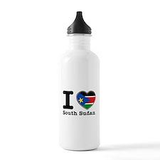 I love South Sudan Water Bottle