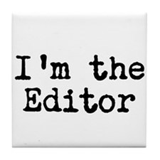I'm the editor Tile Coaster