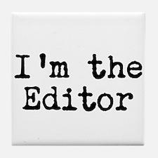 I'm the editor Tile Coaster