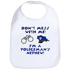 Policeman's Nephew Bib