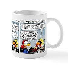 0246 - A truly free aviator Small Mug