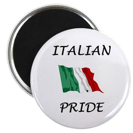 "Italian Pride 2.25"" Magnet (10 pack)"