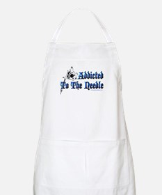 Addicted to the Needle BBQ Apron