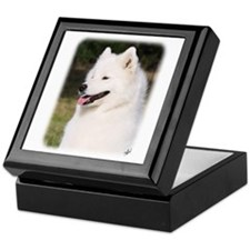 Samoyed 9Y602D-127 Keepsake Box