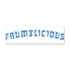 Frumylicious - Car Magnet 10 x 3