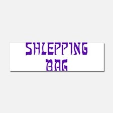 Shlepping Bag - Car Magnet 10 x 3