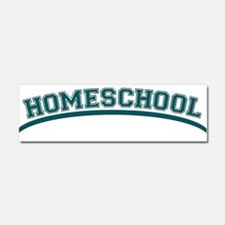Homeschool Car Magnet 10 x 3