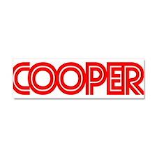 Cooper - Car Magnet 10 x 3