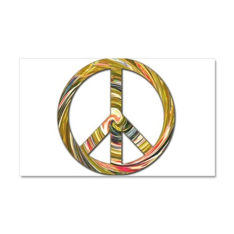 Harvest Peace - Car Magnet 20 x 12