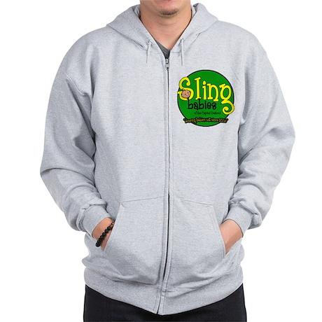 Sling Babies Fan - Zip Hoodie