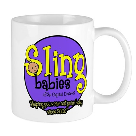 Wear your baby out - Mug