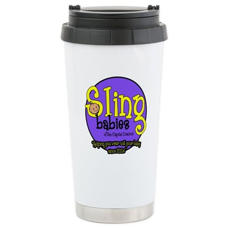 Wear your baby out - Stainless Steel Travel Mug