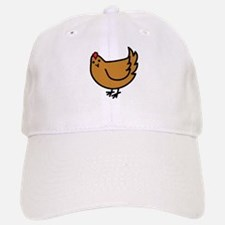 Cute Chicken Baseball Baseball Cap