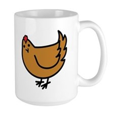 Cute Chicken Mug