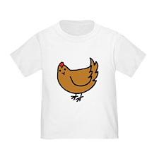 Cute Chicken T