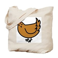 Cute Chicken Tote Bag