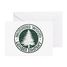 Morning Wood Greeting Cards (Pk of 10)