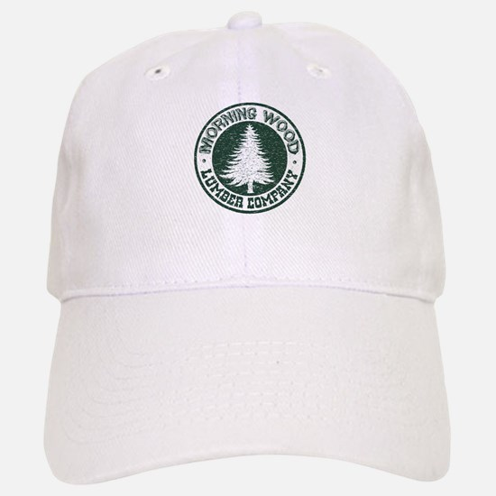 Morning Wood Baseball Baseball Cap