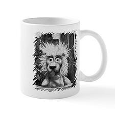Pookie the Lion Retro Mug