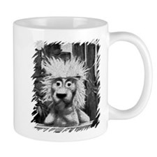 Pookie the Lion Retro Mug