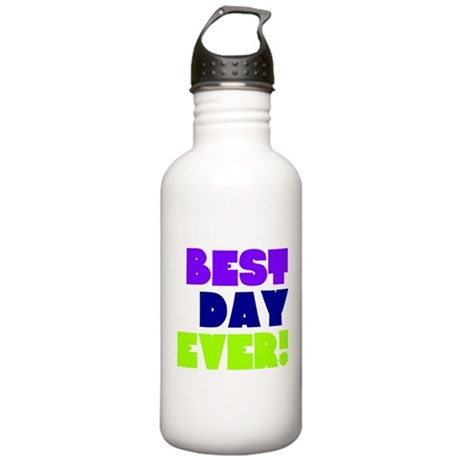 Best Day Ever! Stainless Water Bottle 1.0L