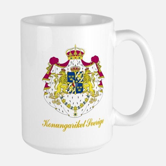 Sweden COA Large Mug