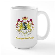 Sweden COA Mug