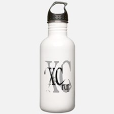 Cross Country XC Sports Water Bottle