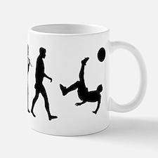 Soccer Evolution Mug