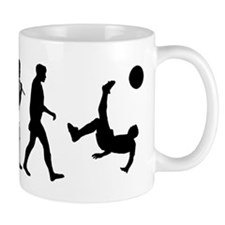 Soccer Evolution Mug