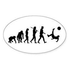 Soccer Evolution Decal