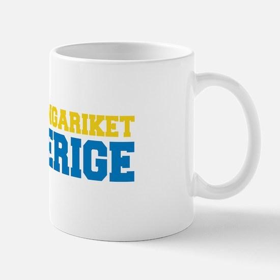 Konungariket Sverige Mug