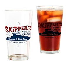 Cute Gilligans island Drinking Glass