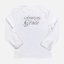 Amazing Grace Long Sleeve Infant T-Shirt