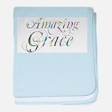 Amazing Grace baby blanket