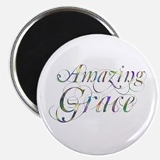"Amazing Grace 2.25"" Magnet (10 pack)"