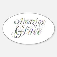 Amazing Grace Decal