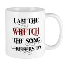 I am the wretch ... Small Mugs