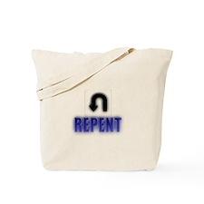 Repents Tote Bag