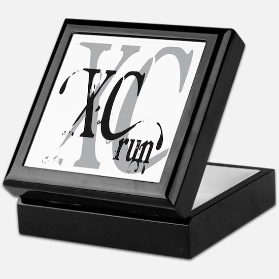 Cross Country XC Keepsake Box