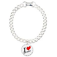 I (heart) San Diego Bracelet