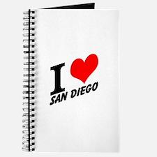 I (heart) San Diego Journal