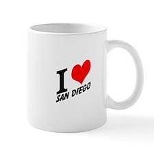 I (heart) San Diego Mug