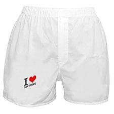 I (heart) San Diego Boxer Shorts