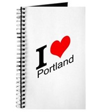 I (heart) Portland Journal