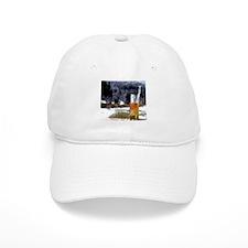 Glass Of Ice Baseball Cap