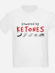 Powered By Ketones T-Shirt